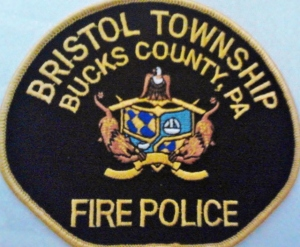 fire police patch