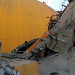 Silvi Concrete collapse