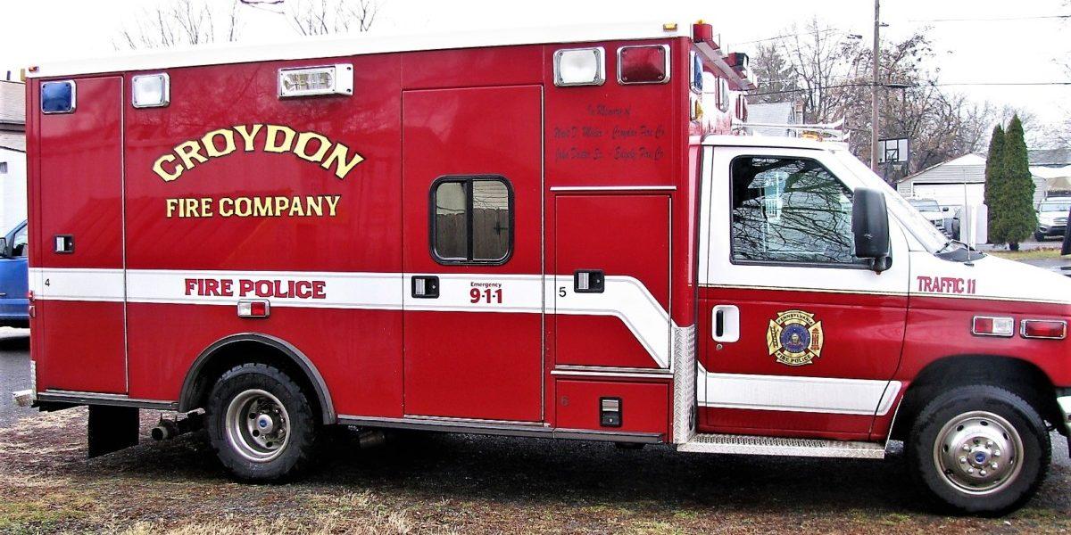 Croydon Fire Company Trafffic 11